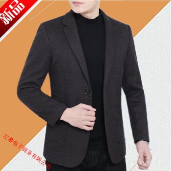 旗艦屋毛ですね。コートの中年男の人はスーツを少し詰めています。秋冬の厚手の小さいスーツとウールのラシャの単品の上着は湿っています。58617色の175/L