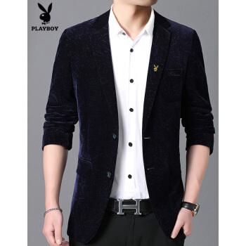 プロボウ男性春季新品韩国式スポーツツビ男性の略装シングルスのツフファック2粒をパントナとして使っています。男性はコロッケ青185/X 52 Lを使っています。