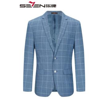 【デパート同種】チルスーツ男性青年ビジネス略装男性スーツ716 C 74340グレーブルー48(175/96 B)