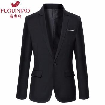 富貴鳥【ブランドが売れています】新品の男性はスーツを少し詰めて身を修める小さいスーツの上着です。