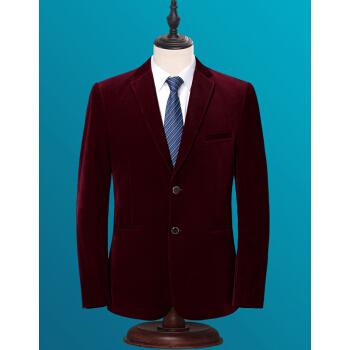 AEMAPE/アメカリングゴスツー男性外套ビジネ略詰めのコーネルネルツー青中年礼服B 817ワレイン56/190/104 Aは185-210斤に適しています。