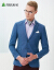 FIRSFIRSスーツを少し詰めます。年春夏メンズビジネススーツを少し詰めます。スーツの正装男性TDX 7903003深藍175 A