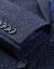 HLA海澜之家シンプルな模様のスーツ2019春新品フラットカラー西外套男HWXAD 1 R 041 A紺模様41 175/92 A