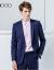 G 2000メーズビジネス青年スーツ男性修身正装一顆バックル男性ブレザー男性礼服00010101黒/99 48/170(48サイズは47サイズ相当)