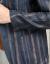 CALLISTOカリスト男性2019春夏新品の麻生地を少し詰めて西外套SOFJK 065 NA蔵青46