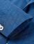 HLA海澜之家修身模様略装洋服2019春新品ビジネス単西外套HWXAD 1 R 004 A湖藍模様04/96 A