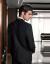 ヤングorヤゴール026スーツ男性新品スーツ男性修身【スーツ単品】ビジネス用黒170/88 A