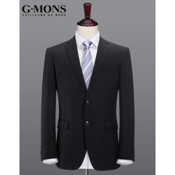 ジヨンモン(G・MONS)ウール単品スーツ男性用プロスーツジャケットウール正装ジャケット男性用スーツ上着【48サイズ175/92 A】