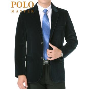 米ポールの軽豪华ブランドのメーンズズはスーツの男性ビジネスを少し诘めて、コーネルの単品のスーツの上着を少し诘めます。中年のメーンズスの上着は海清で89 180元です。