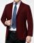 2019秋の新商品高級ビジネススーツは、西スーツの中年男性ブランドは、流行のウール単品のスーツの中で、高齢者向けのゆったりとした秋冬スタイルのコート6849灰色の2粒が175/50(150斤ぐらい)のボタンをかけません。