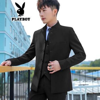 プリイボブイの男性スタードカーラは韓国風の中国風スターツの若者が少ないレトロの職業の中山服を身につけています。